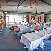 De binnenkant van ons Visrestaurant Hameeteman