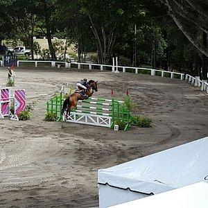 CSN*2 Jumping competition at Club Ecuestre Vista Hermosa