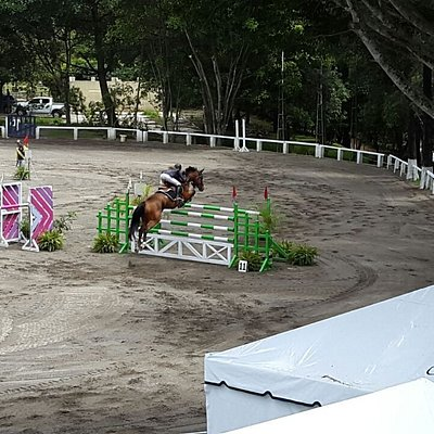 CSN*2 Jumping competition at Club Ecuestre Vista Hermosa