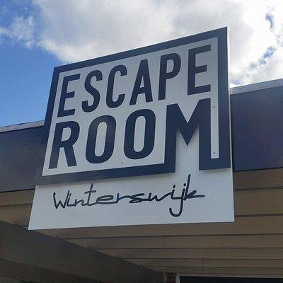 Logo voorkant Escape Room Winterswijk