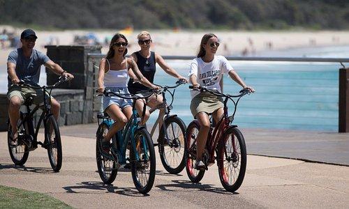 Fantastic Bikeways along the Coast