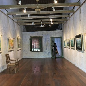 This is the artists studio and gallery.   Excellent originals and prints by the artist.  Really