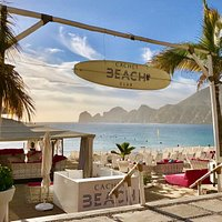 The best relaxation on Medano Beach is at Cachet Beach Club!
