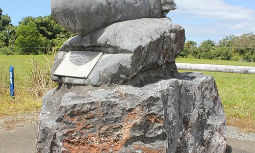 Memorial Stone for the Bombing