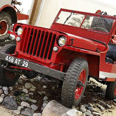 Jeep Ford de 1945 (Surplus américain)