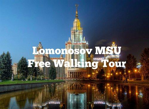 Lomonosov MSU Free Walking Tour – MosGo Tours