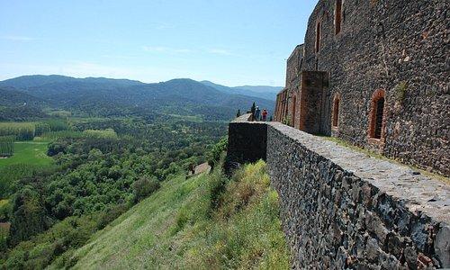 Muro de fortaleza