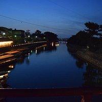 Uji River (DSLR-Picture)