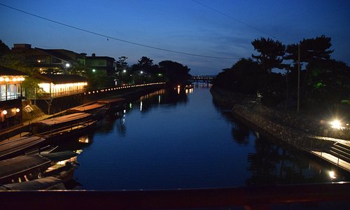 Uji River (DSLR-Picture)