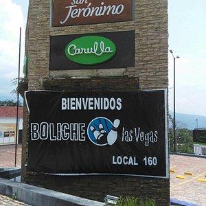 Boliche en San Jeronimo