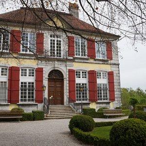 Blumenstein museum from outside