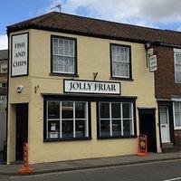 Jolly Friar Alford