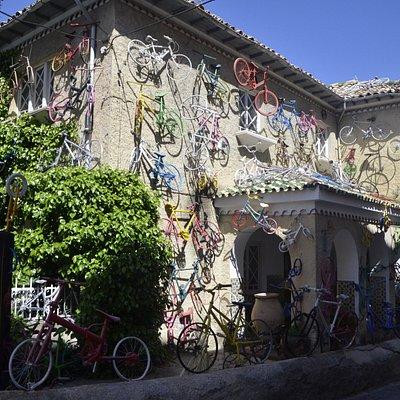 La casa de las bicicletas, Cazorla