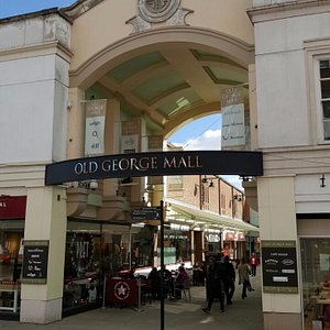 Old George Mall