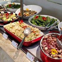 Rosas Cozinha e Sentimento - Buffet de Saladas