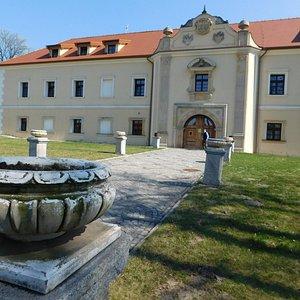 Odnowione zamek