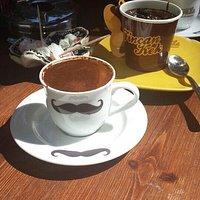 Manzara güzel,kahveler keyifli..
