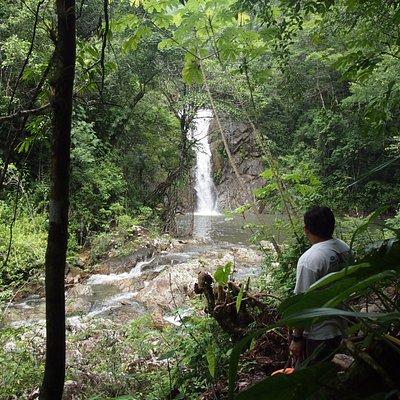 Rio Frio Waterfall