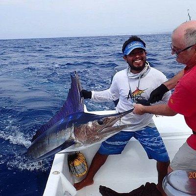 Los Reyes Sportfishing Cap. Rey Aguirre