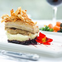 Modern and Classic Restaurant with AA Rosette