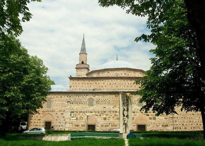 Ески джамия (Старата джамия)