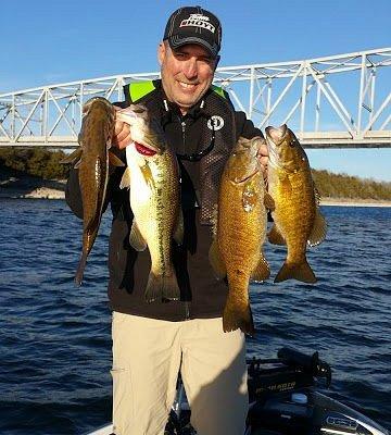 Table Rock Lake Fishing Guide Service