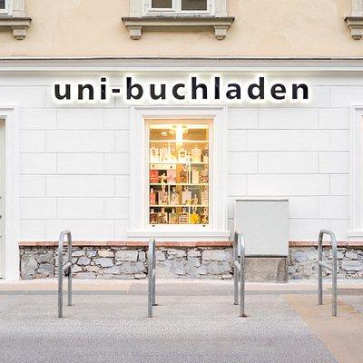 Fassade des Uni-Buchladen