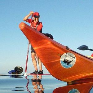 Spectacular SUP e Sea Kayaking on Aeolian Islands