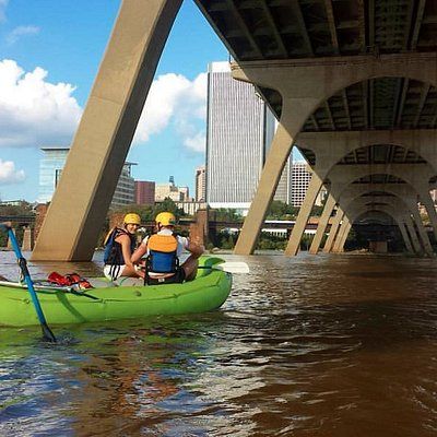 Urban Whitewater Rafting & Kayaking