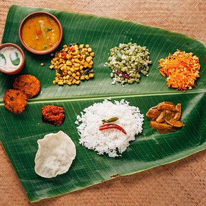 South Indian feast at Sundari's home - Traveling Spoon in Chennai