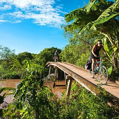 Mekong Rustic Tours & Excursions: Sightseeing on two wheels