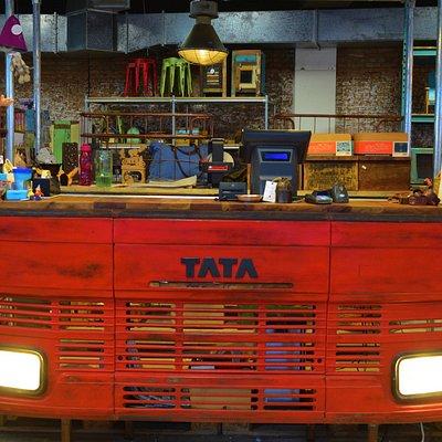 Onze Tata/kassa