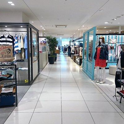 Solaria購物商場内環境