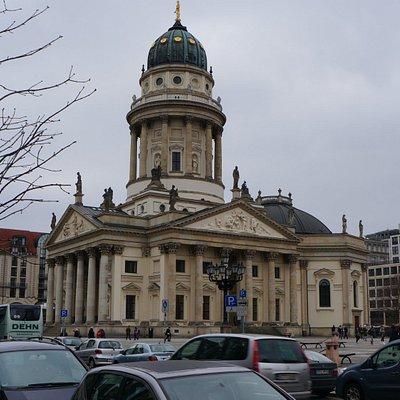 Собор Franzosische Friedrichstadtkirche