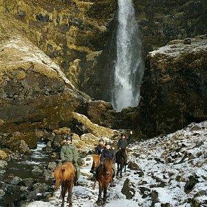 Awesome adventure on horseback