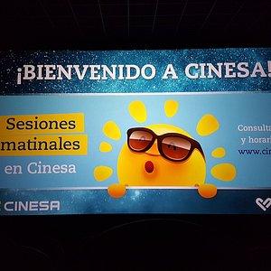 Cinesa Max Ocio 3D