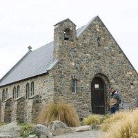 Te Anau - Gut-Hirten-Kirche  1