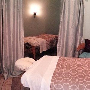 Massage suite