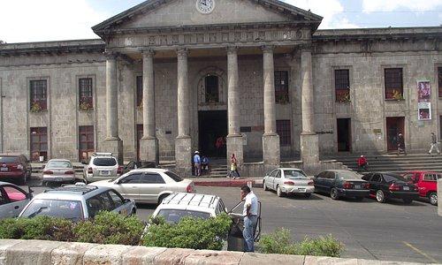 Museo del Ferrocarril de los Altos in Quetzaltenango