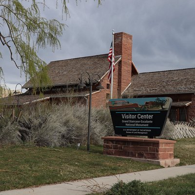 Visitor Centre in Cannonville (2)
