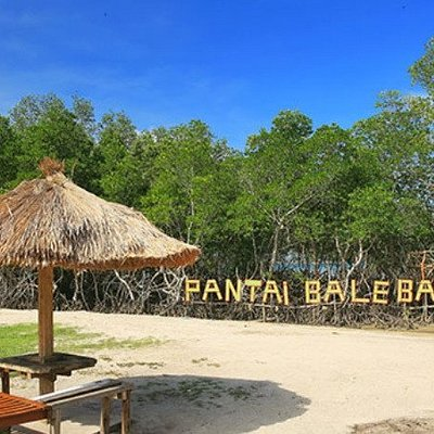 Bale-Bale Beach in Nongsa, Batam, Indonesia