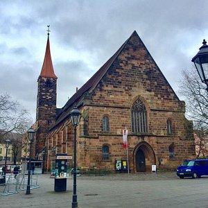 Kirche am Jakobsplatz