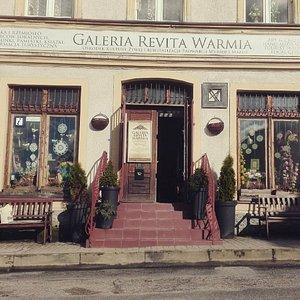 Galeria Revita Warmia na rynku w Jezioranach