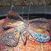 La fontana del maestro Tonino