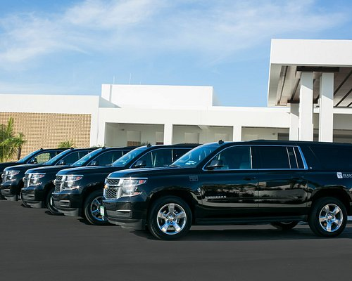 Deluxe Private Transfers in Cancun & Riviera Maya, Punta Cana and Montego Bay