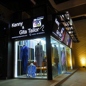 Kenny & Gita Tailor