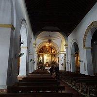 frigiliana; church of san Antonio february 2017