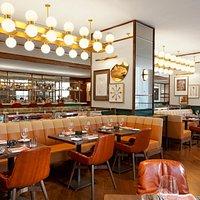 Café Boulud - Located inside Four Seasons Hotel Toronto.