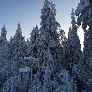 Vuokatinvaara, Vuokatti, Finland