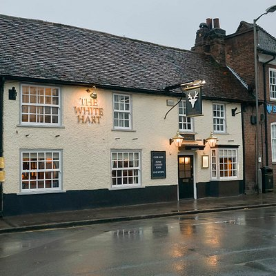 Lovely local set in the heart of the village where everyone is welcome.  Come and see for yourse